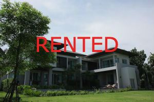 House for Rent in Nichada Thani (ISB) with Swimming Pool